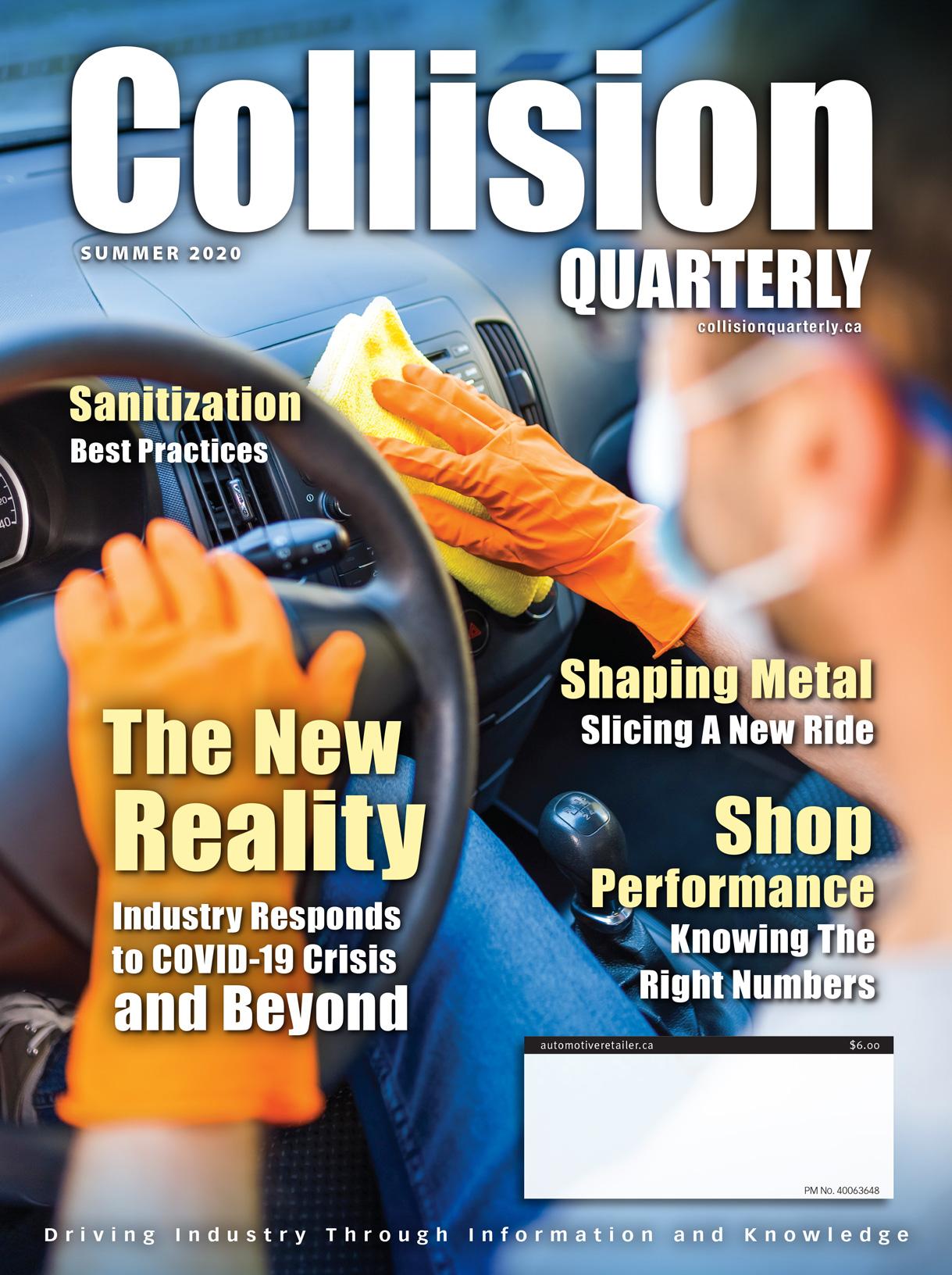 Collision Quarterly, Summer 2020