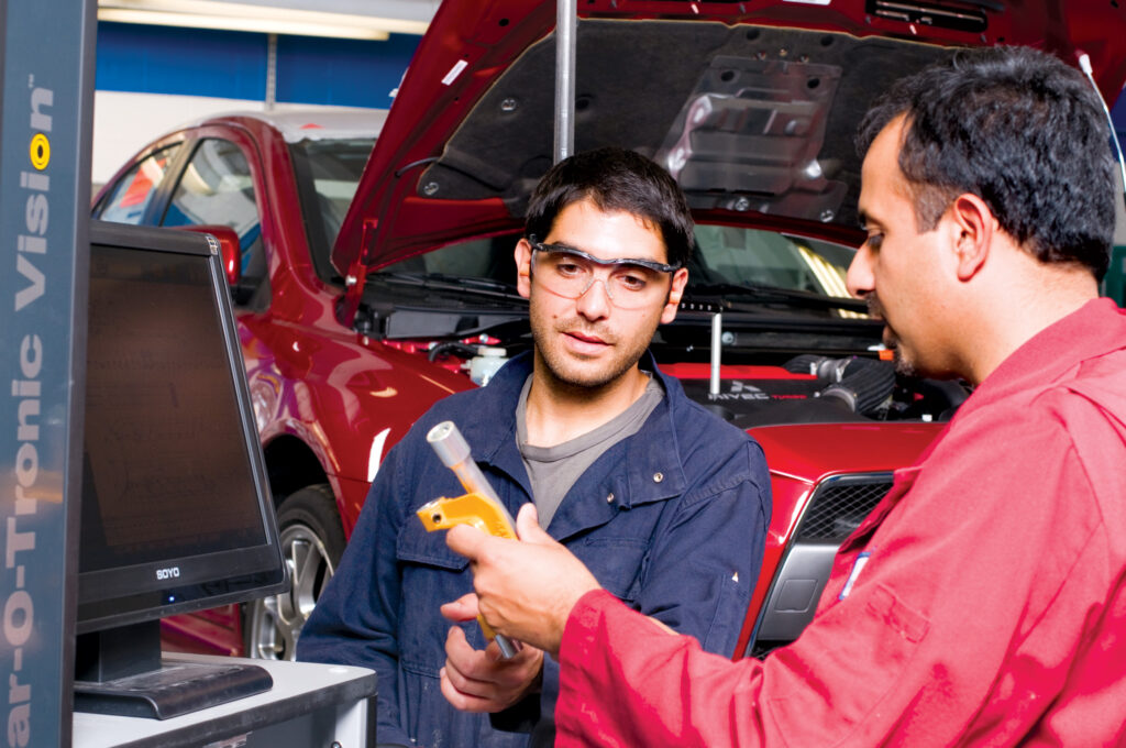 Mitigating the Shortage of Collision Repair Techs