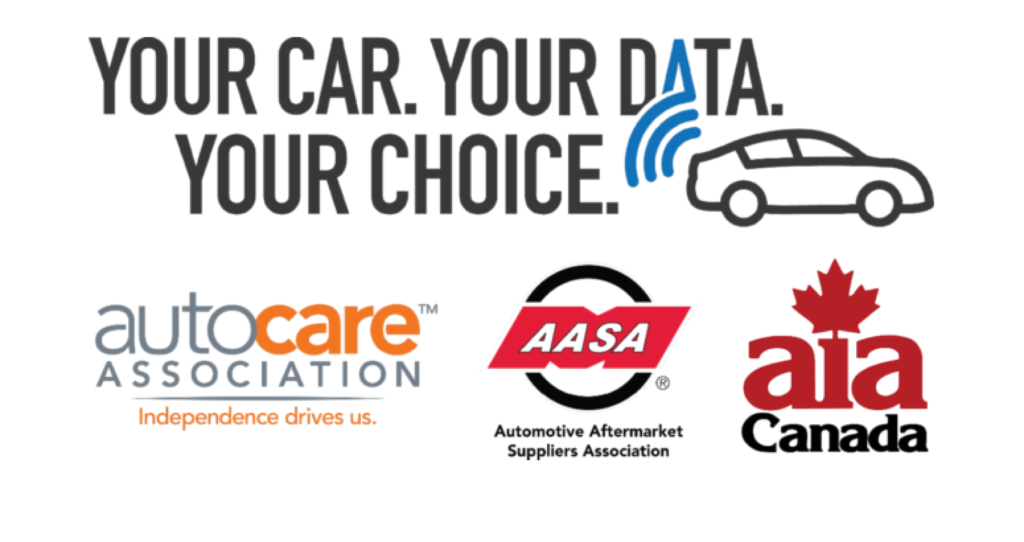 The AIA of Canada Joins the Campaign Fighting for Consumers' Right to Access their Car Data