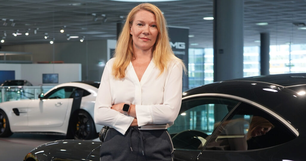 Eva Wiese Takes Over as Mercedes-Benz Canada First Female President & CEO