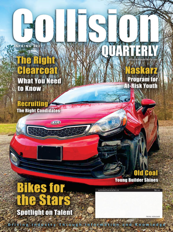 Collision Quarterly, Winter 2020