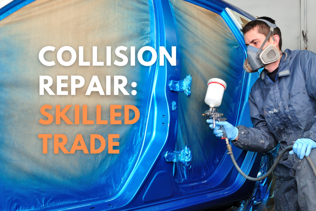 Collision Repair Recognized as a Skilled Trade in B.C.