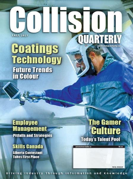 Collision Quarterly, Winter 2020